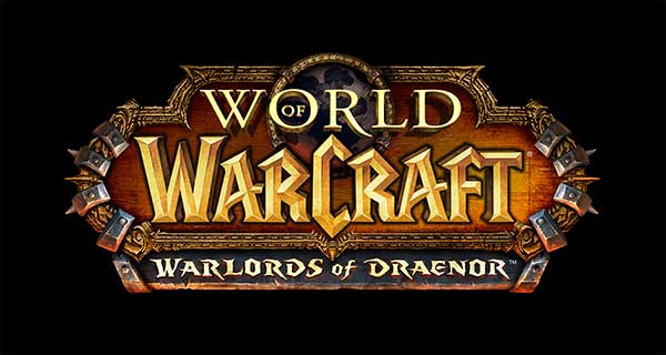 World of Warcraft - Warlords of Draenor logo